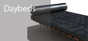 Daybeds - Chaiselongues