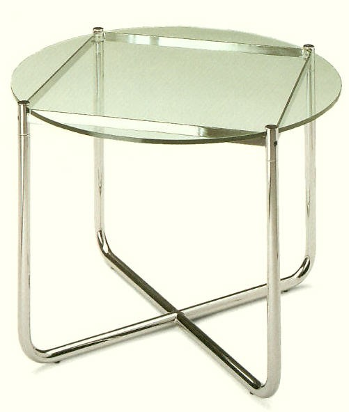 Coffeetable by Mies van der Rohe 1927