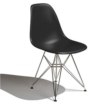 DSR Eiffel-chair Sidechair by Charles Eames 1953