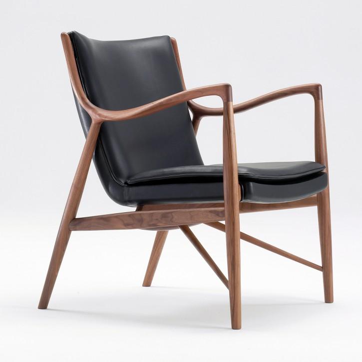 Chair Nr. 45 Stuhl by Finn Juhl 1945