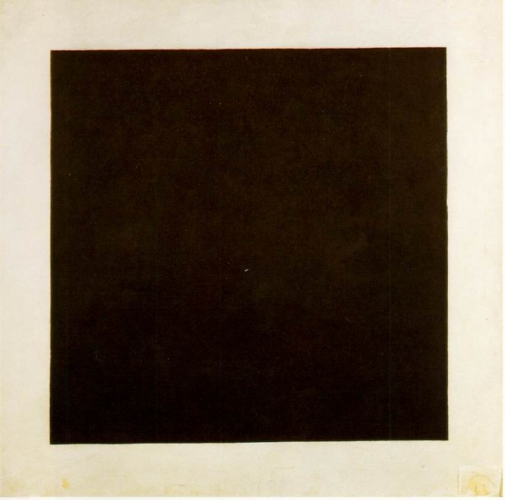 Kasimir Malewitsch  Black Square 1913