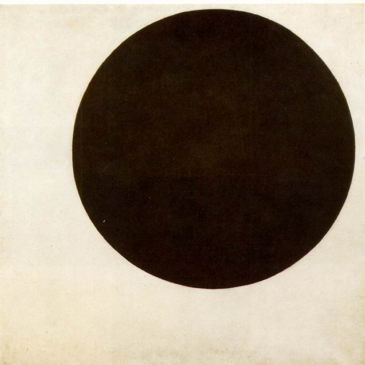 Kasimir Malewitsch  Black Circle 1914