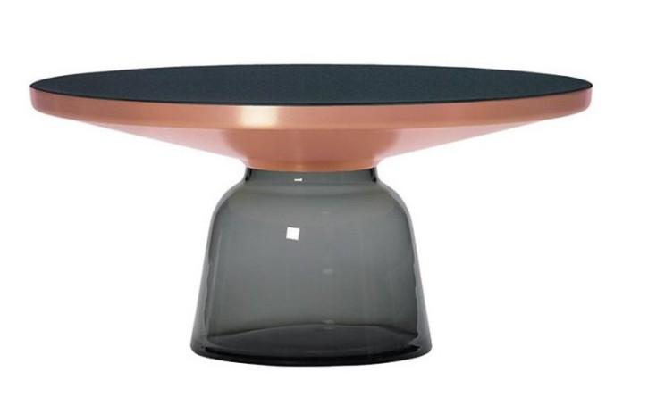 Bell Table Couchtisch mit Marmorplatte by Sebastian Herkner 2012