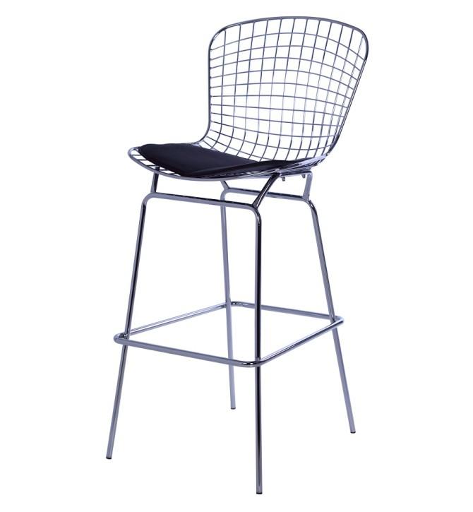 Wire Chair Barhocker by Harry Bertoia 1948