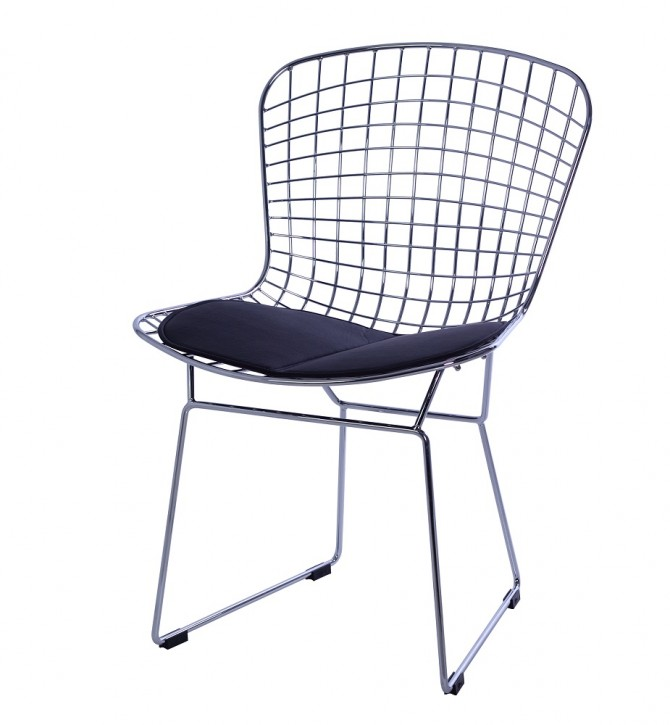 Wire Chair by Harry Bertoia 1948