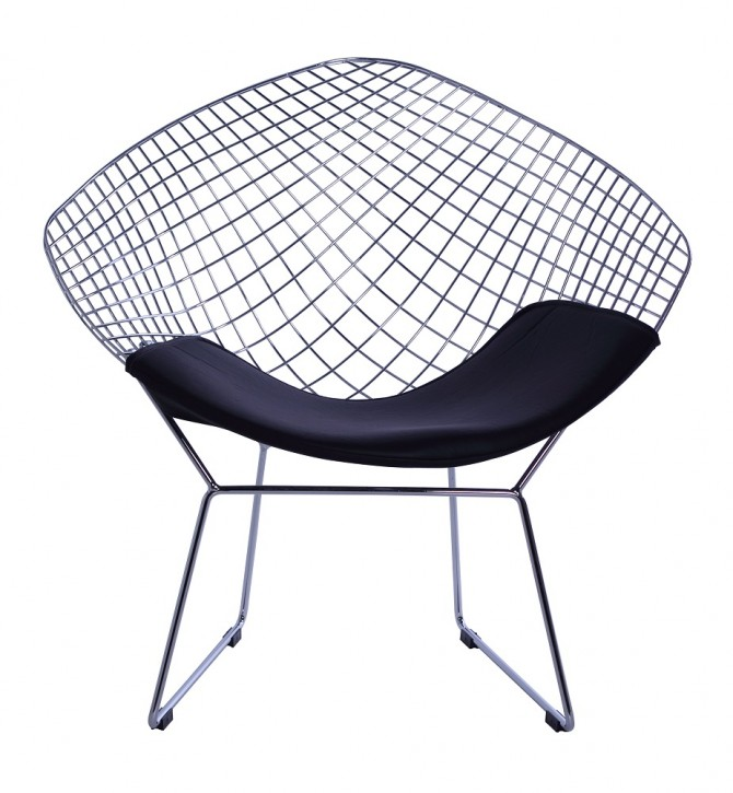 Diamond Chair by Harry Bertoia 1948