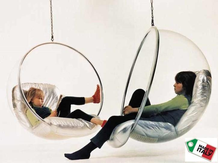 Bubble Chair von Eero Aarnio 1968