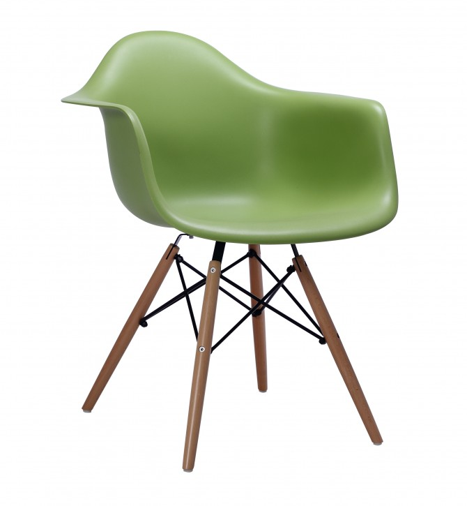 DAW Armchair by Charles Eames 1948