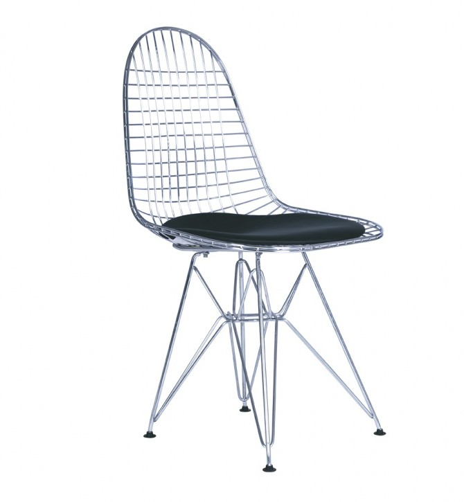DKR Chair Wire chair by Charles Eames 1953