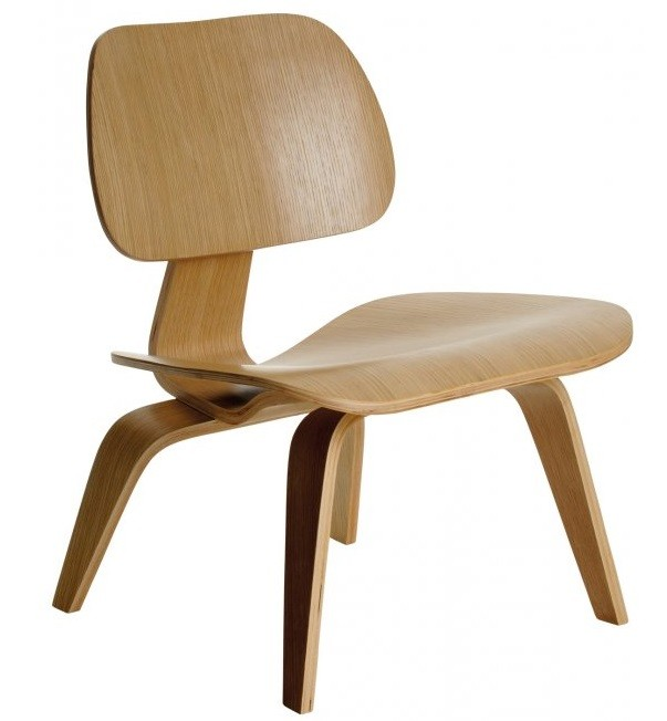 Plywood Lounge Chair LCW by Charles Eames 1948