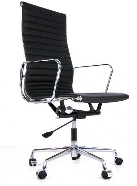 Aluminium Group Chair EA 119 by Charles Eames