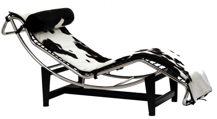 Chaiselongue LC4 Pony by Le Corbusier 1929