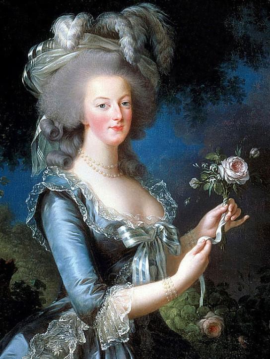 Marie Vigée-Lebrun, Marie Antoinette 1774