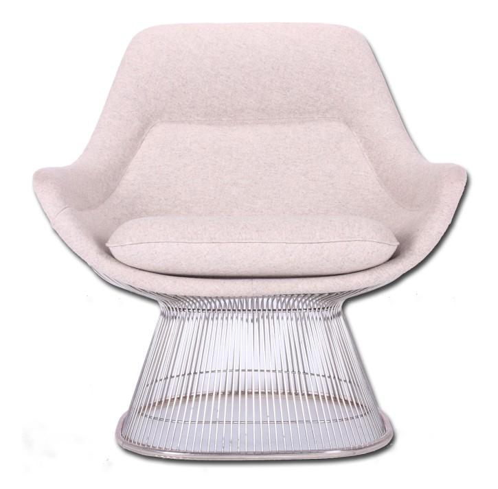 Platner Easy Chair by Warren Platner 1965