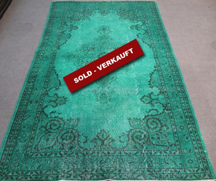 Original Orientteppich im Vintage Style