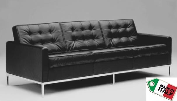 Sofa Dreisitzer by Florence Schust Knoll 1954
