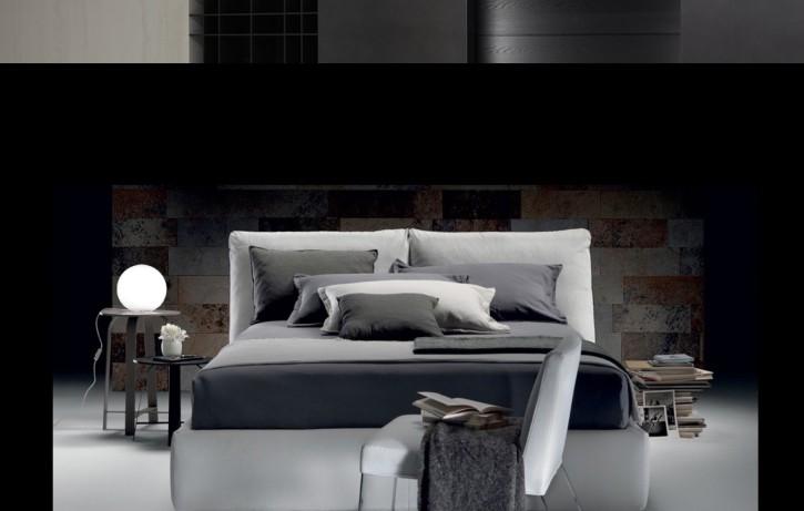 Doppelbett Wall by Valentini 200x160 cm