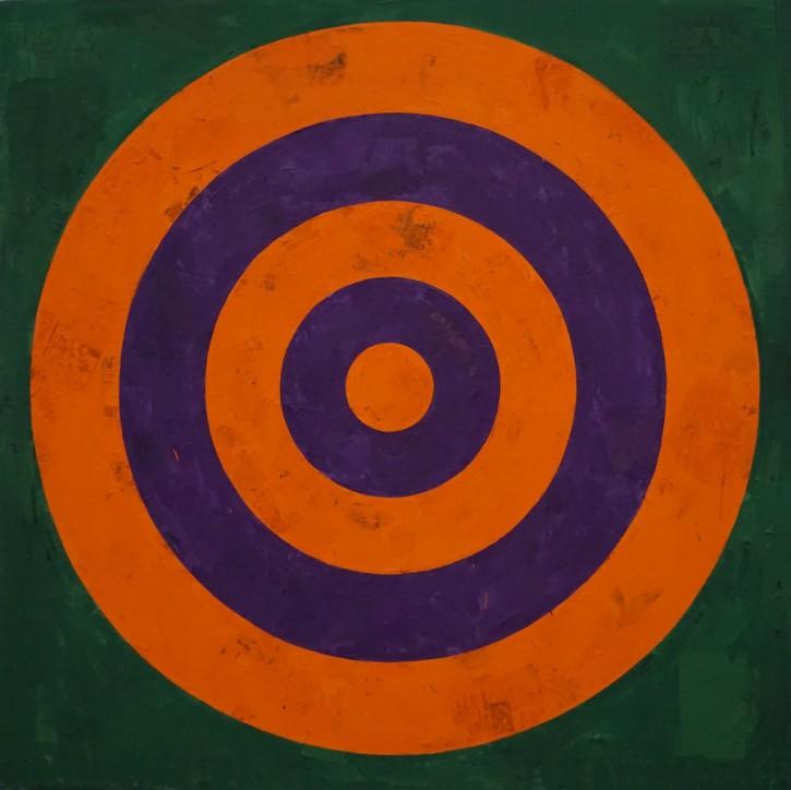 Jasper Johns Target 1969