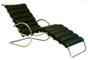 Chaiselongue Deckchair von Mies van der Rohe 1932